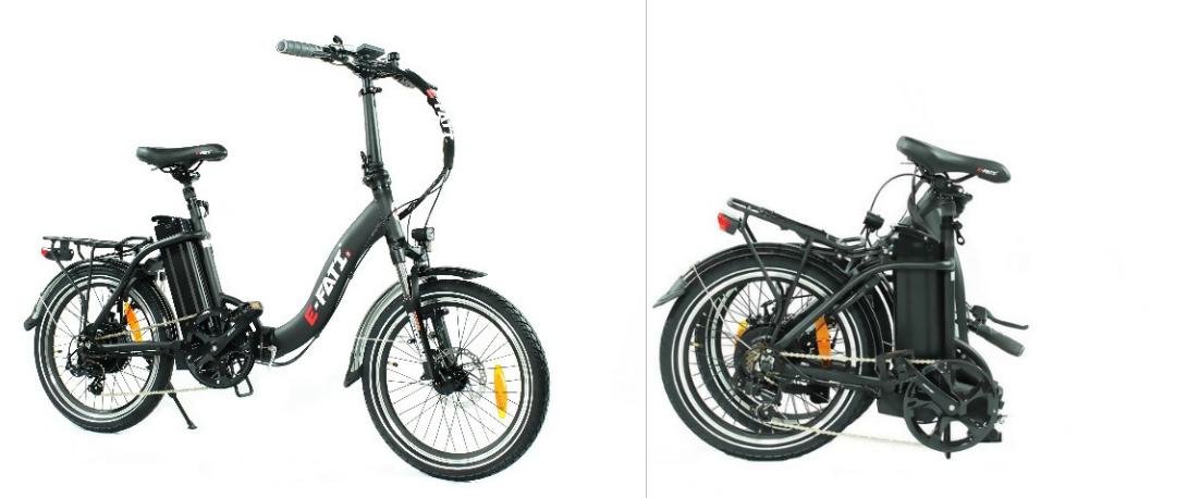 E-FATI Klappbares E-Bike
