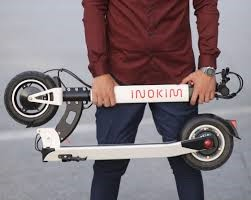 Elektro-Trottinett INOKIM Light 2 Super