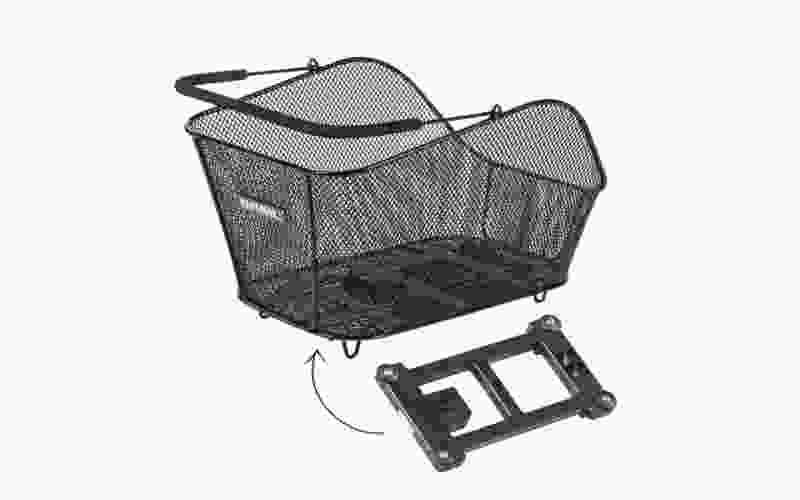 E-BIKE REAR BASKET