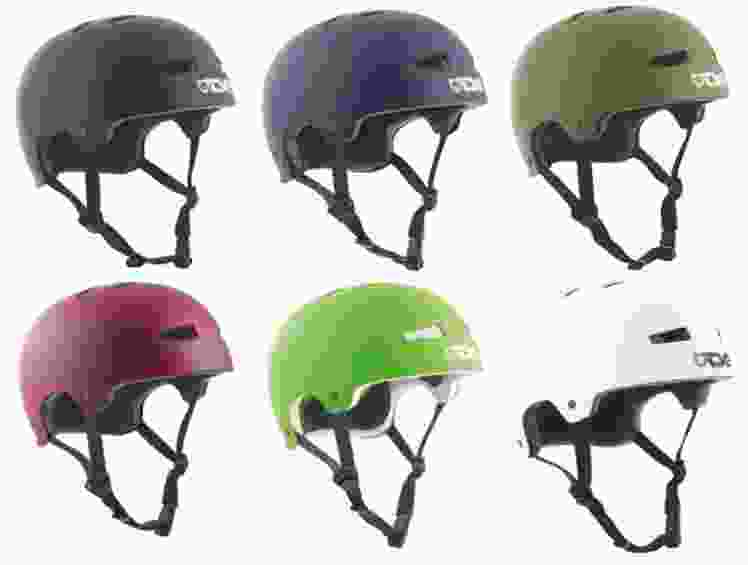 TSG Helmet Evolution