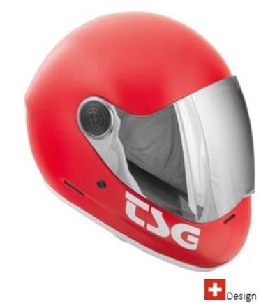 TSG Helmet Pass