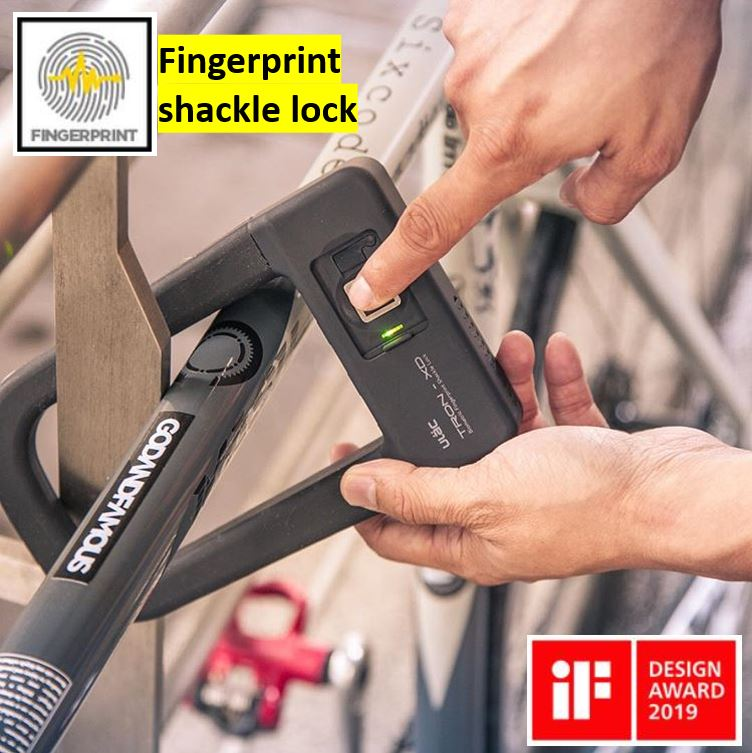 Ulaclock - Biometric Fingerprint lock