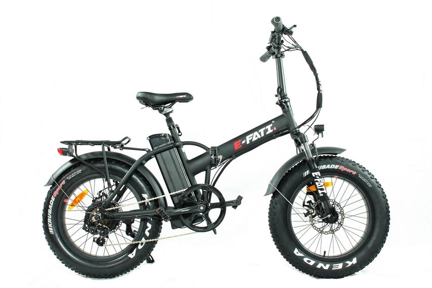 E-FATI L - Fat bike full pack