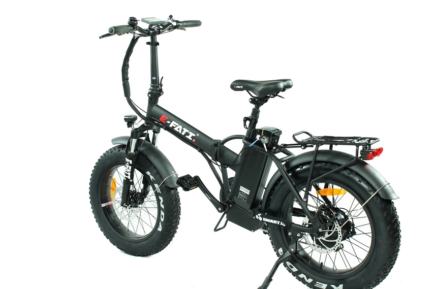 E-FATI L - Fat bike full pack