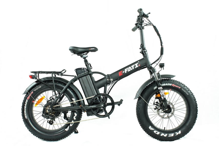 E-FATI L - Fat bike