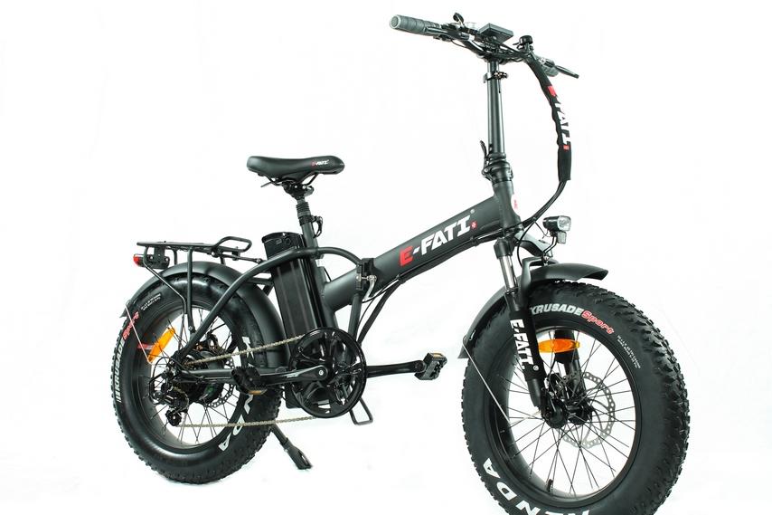 E-FATI L - Fat bike
