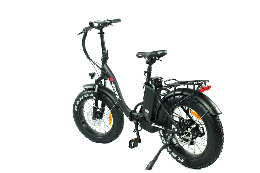 E-FATI LU - Fat bike