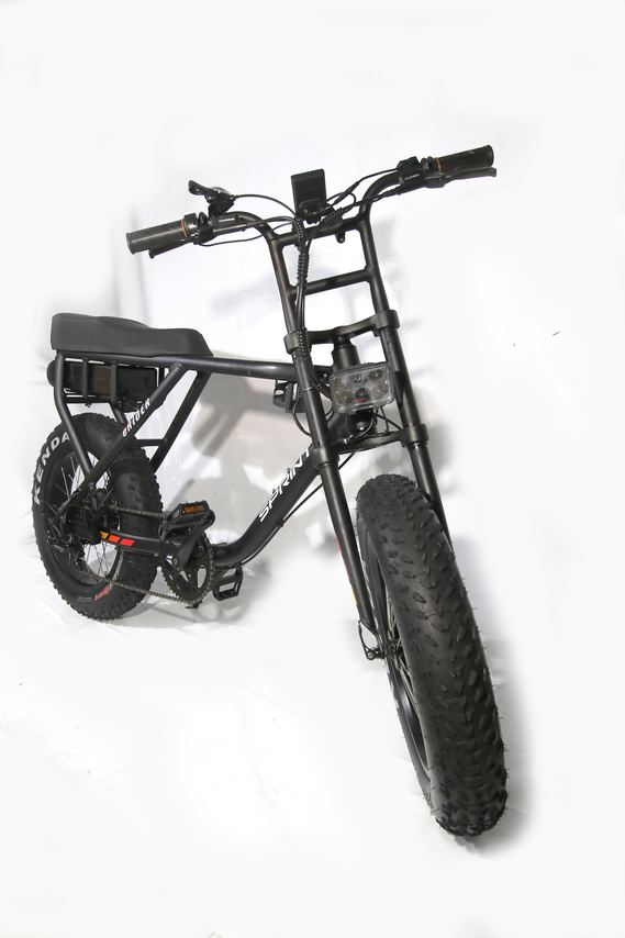 Erider sprint 500 - FAT BIKE