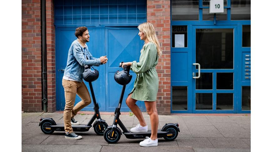 Elektro Scooter mit der besten Reichweite