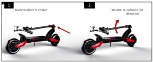 electric scooter z10x